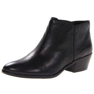Sam Edelman Petty Boots, black leather